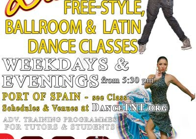 Ballroom & LATIN Dances