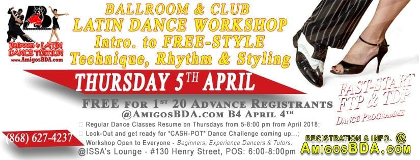 ABDA Silver-Bullet (SB) Ballroom & Latin Dance Classes