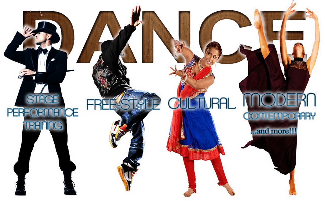 Cultural Dance and DancerSize Fitness Classes