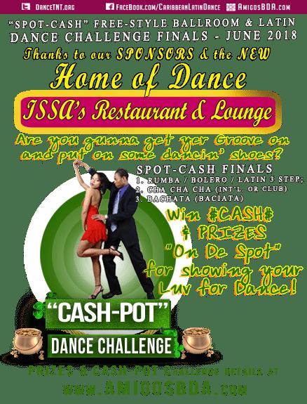 Spot Cash Dance Challenge Finals