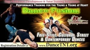 TDP-FTP Dance-Fusion Training Programme - SUNDAYS @ CLX Gym - Center of Excellence (COE) | Tunapuna | Trinidad & Tobago