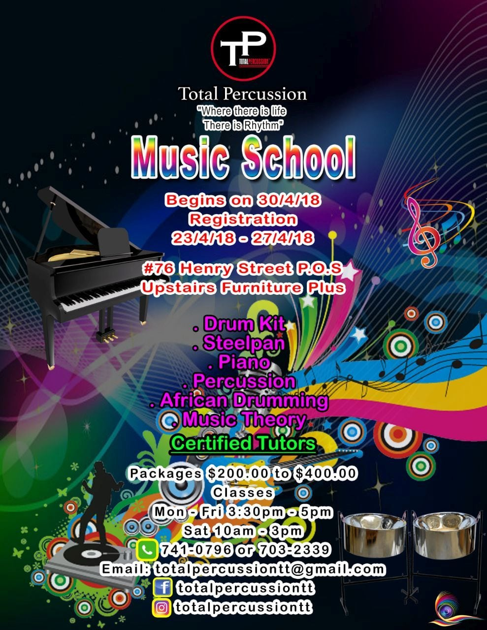 Music Training Programme